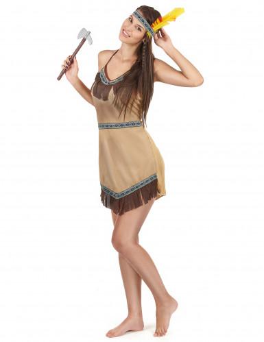 Costume indiana western per donna-1