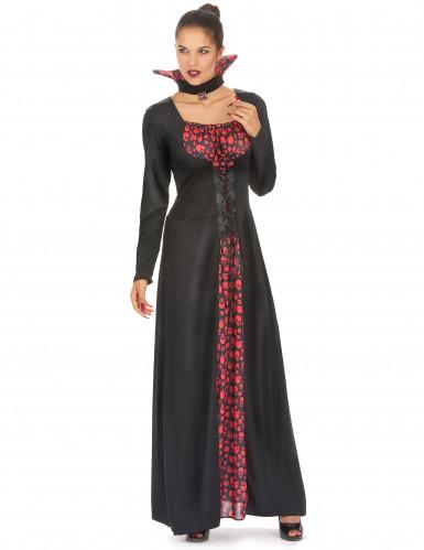 Costume donna conte vampiro