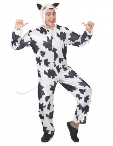 Costume da mucca per adulto