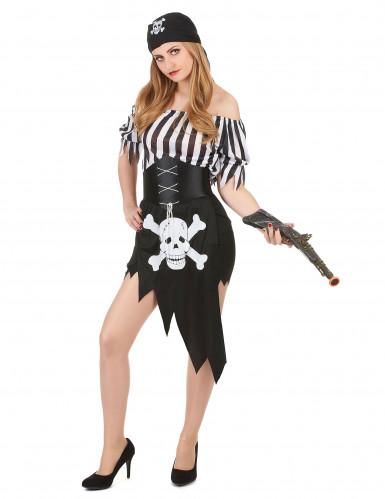 Costume da sexy pirata donna