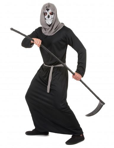 Costume da Falciatore della Morte per adulto-1