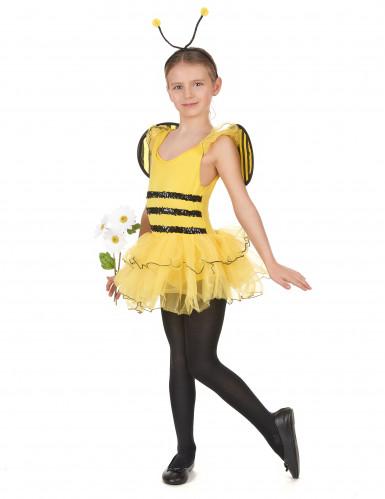 Costume da ape con tutù per bambina