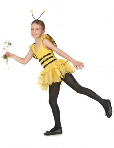 Costume da ape con tutù per bambina-1