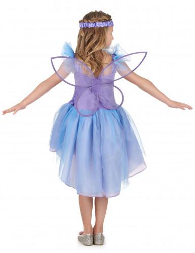 Costume da fata lilla per bambina-2