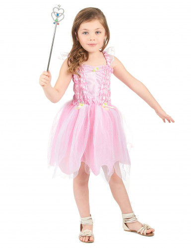 Costume da principessa fatina per bambina