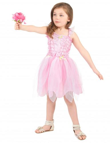 Costume da principessa fatina per bambina-1