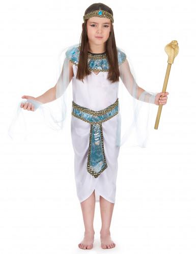 Costume da regina d'Egitto per bambina