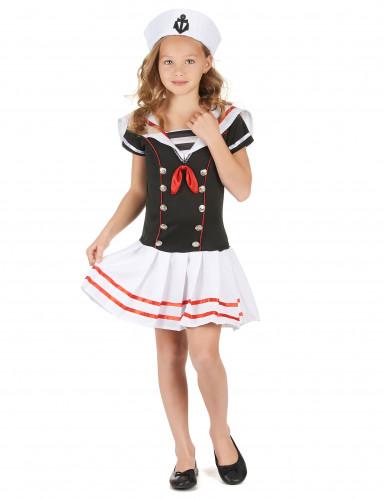 Costume da marinaio per bambina