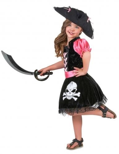 Costume da principessa pirata per bambina-1
