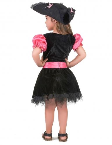 Costume da principessa pirata per bambina-2