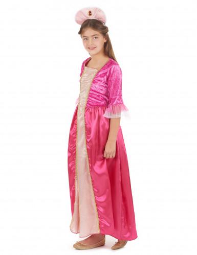 Costume da principessa di corte per bambina-1
