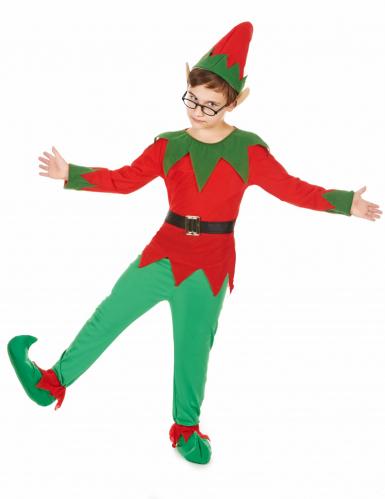 Costume elfo bambino