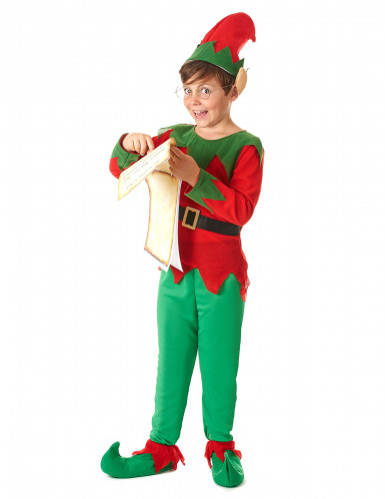 Costume elfo bambino-1