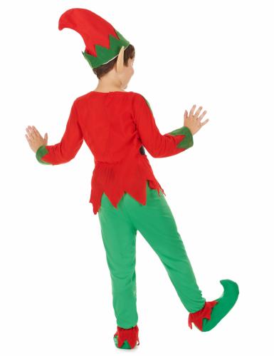 Costume elfo bambino-2