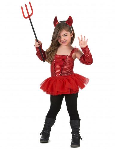 Costume diavolessa con tutu bambina-1