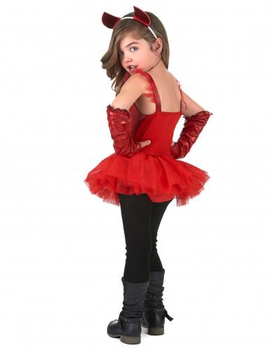 Costume diavolessa con tutu bambina-2