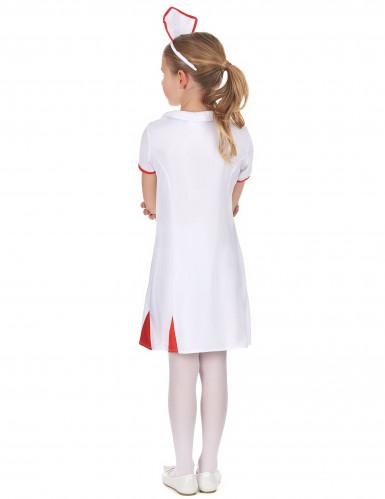 Costume infermiera della croce rossa bambina-2