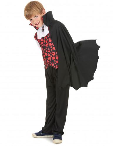 Costume da vampiro bambino-1