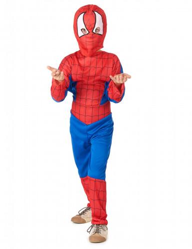 Costume supereroe ragno bambino