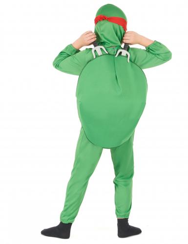 Costume tartaruga guerriero bambino-2