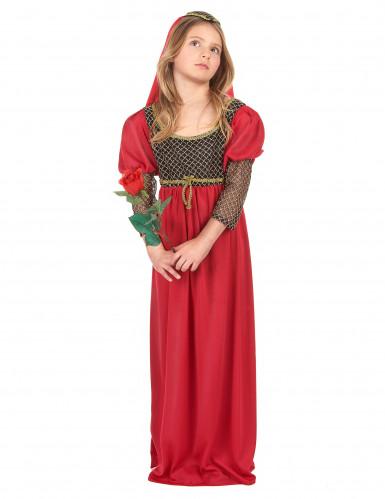 Costume da Giulietta bambina