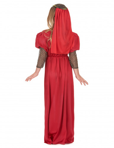 Costume da Giulietta bambina-2