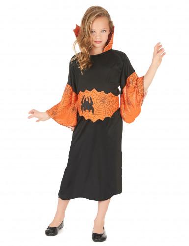 Costume regina dei ragni bambina Halloween