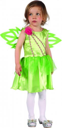 Costume fatina della foresta bambina
