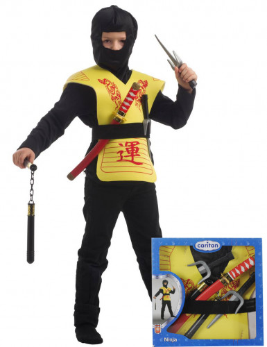 Cofanetto di accessori da ninja