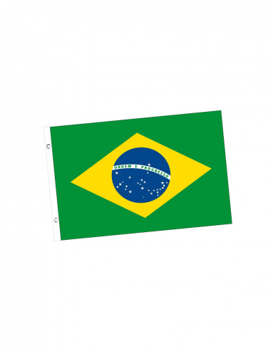 Bandiera tifosi Brasile 150 x 90 cm