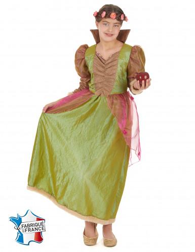 Costume principessa della foresta bambina