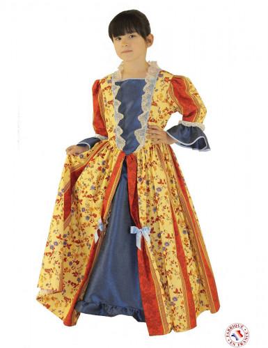 Costume marchesa giallo bambina