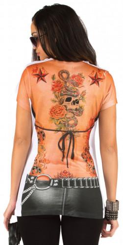 T-shirt tatuaggi donna-1