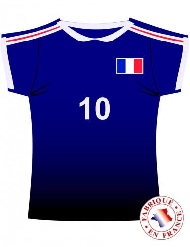 Decorazione maglietta Francia