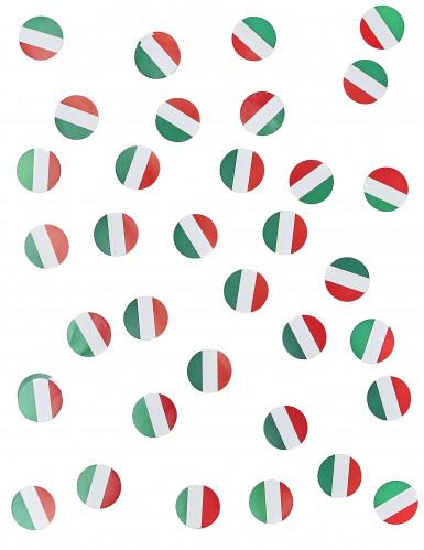 150 coriandoli da tavola bandiera Italia-1