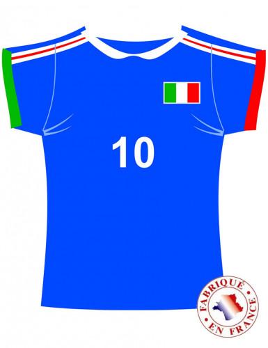 Decorazione maglietta Italia