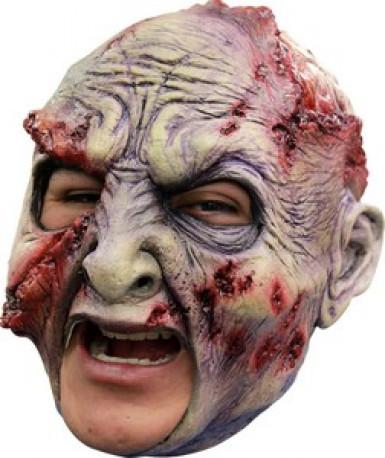 Maschera 3/4 uomo putrefatto