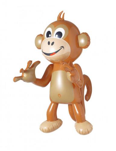 Scimmietta gonfiabile 50 cm