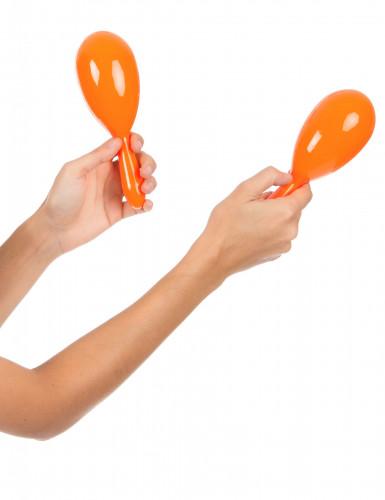 Maracas arancioni-1