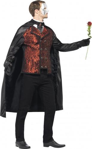 Costume conte rosso uomo Halloween-1