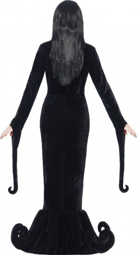 Costume duchessa oscura Halloween donna-2