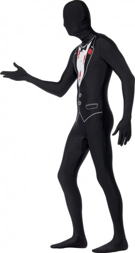 Costume seconda pelle da ballo adulto halloween-1