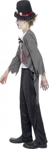 Costume zombie sposo bambino Halloween-1