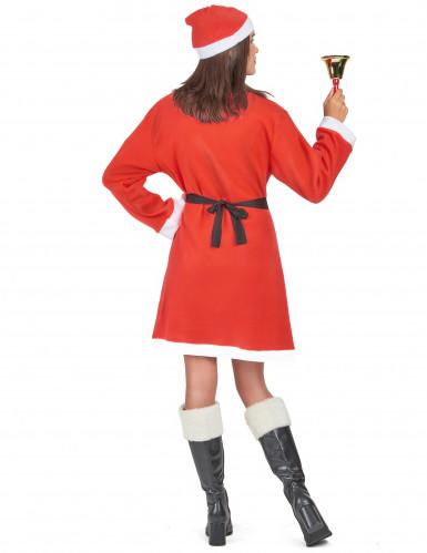 Costume da Mamma Natale con pompon-2