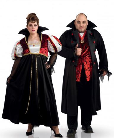 Costume coppia vampiri