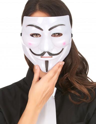 Maschera d'anonimo per adulto-1