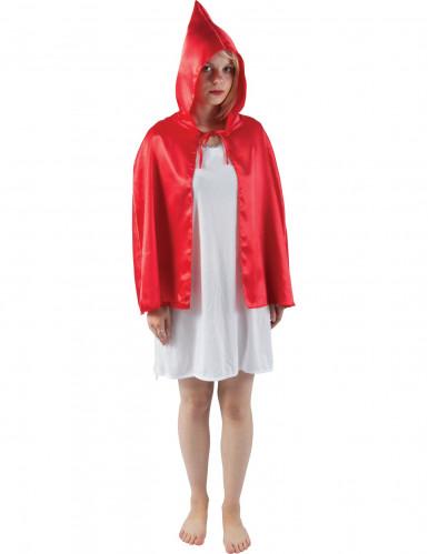 Mantello rosso donna