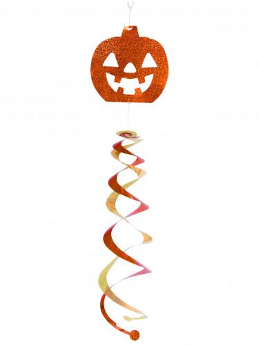 Decorazione da appendere zucca Halloween