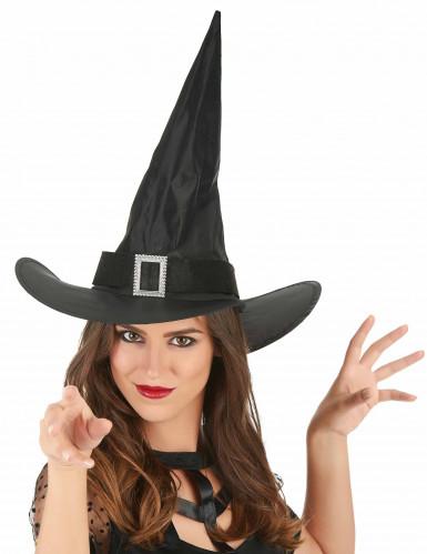 Cappello da strega adulto Halloween-1