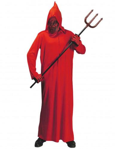 Costume diavolo rosso bambino